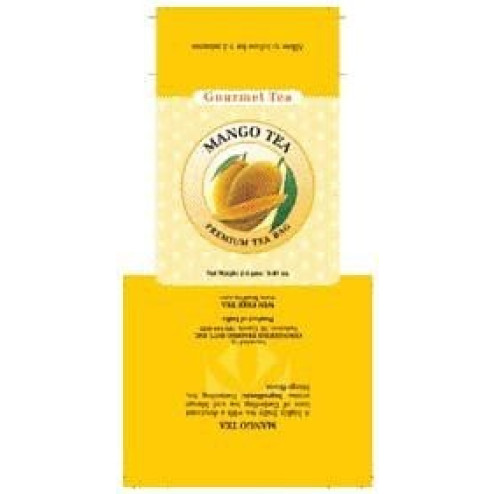 Mango Tea Bag Carton