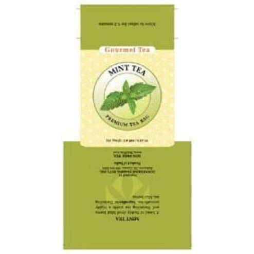 Mint Tea Bag Carton