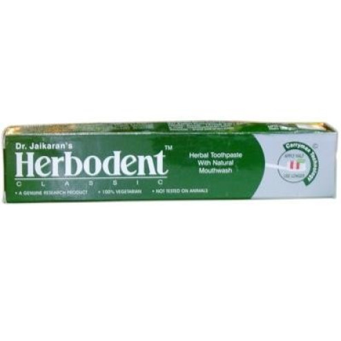 Herbodent Toothpaste