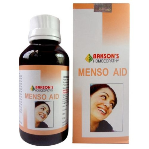 Baksons Menso Aid Syrup