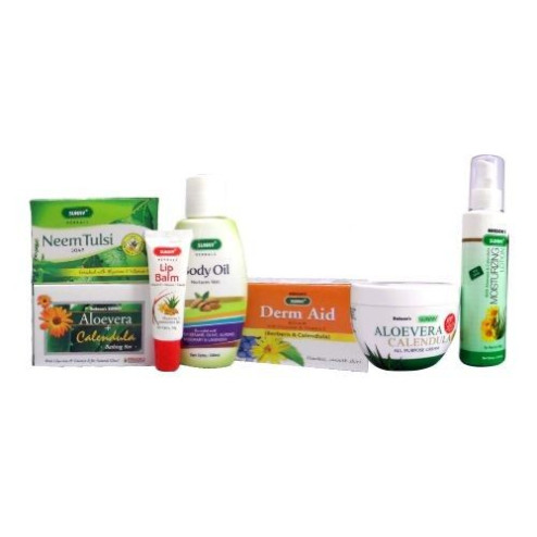Baksons Beauty Care Combo (7 Units)