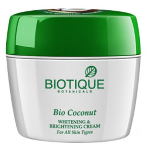 Biotique Coconut Milk Cream Eco Pack