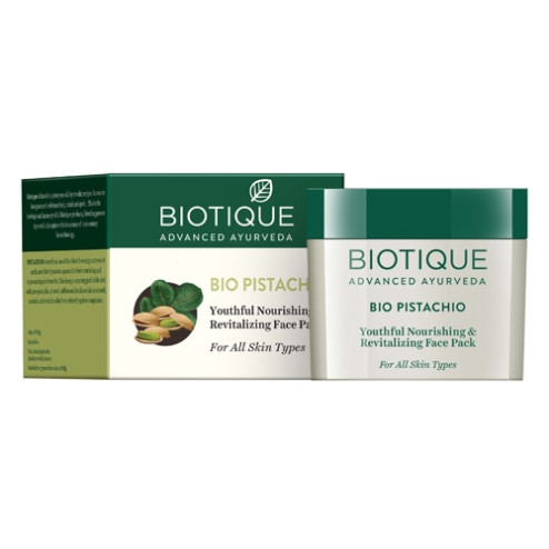 Biotique Pistachio Face Pack Eco Pack