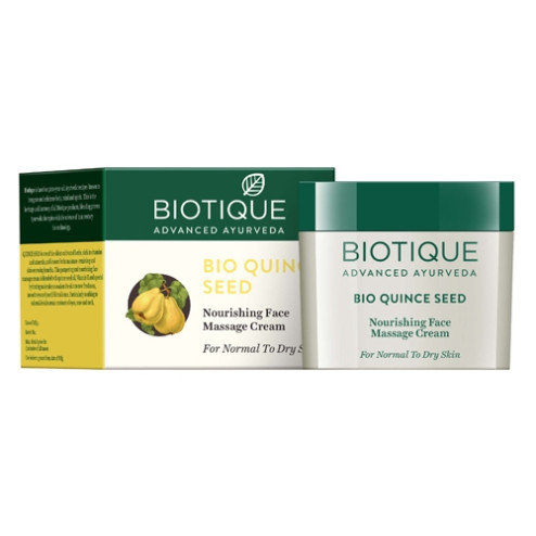Biotique Quince Seed Massage Cream Eco Pack
