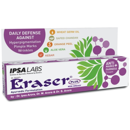 Eraser Plus Anti Marks Fairness Cream