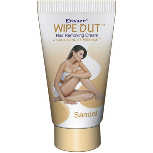 Eraser Wipe Out Hair Removing Cream Sandal