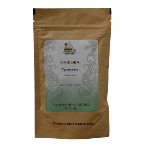 Turmeric Root Powder USDA Certified Organic