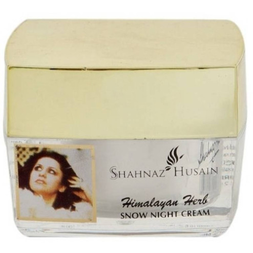 Himalayan Herb Snow Night Cream (Shahnaz)