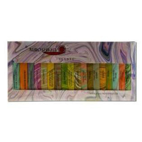Auroshikha Incense Classic Marbled 18 Fragrance