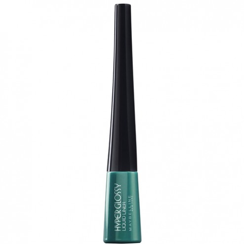 Maybelline Hyper Glossy Liquid Eye Liner - Lazer Green