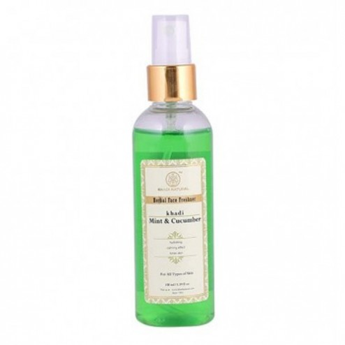 Mint and Cucumber Face Freshner - Khadi