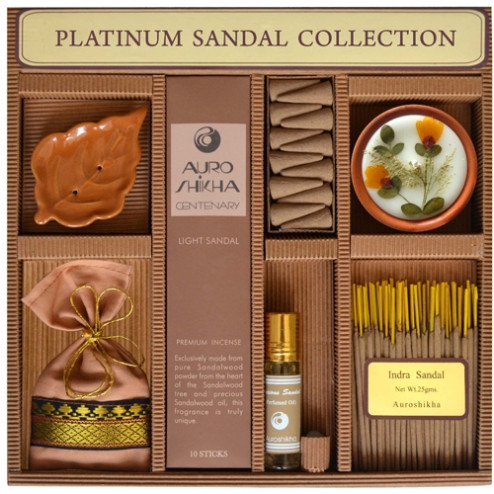 Auroshikha Precious Sandal Incense Collection