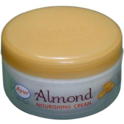 Ayur Almond Nourishing Cream