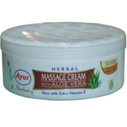 Ayur Herbal Massage Cream with Aloevera