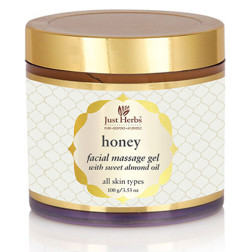 Honey Facial Massage Gel