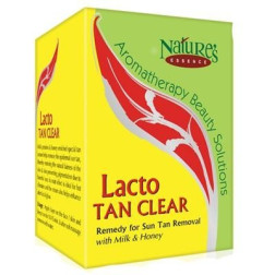 Lacto Tan Clear (Nature Essence)