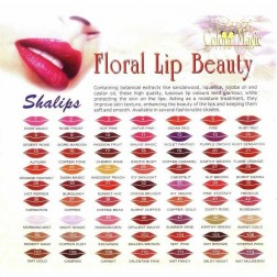 Shalips (Floral Lipstick)