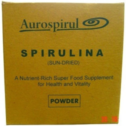 Spirulina (Sun-Dried) Powder