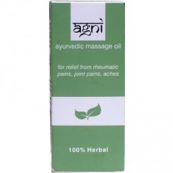 AGNI Pain Massage Oil (Tarika Ayurlabs)