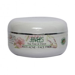 Tea Tree & Clove Anti Acne Face Pack (Jovees)