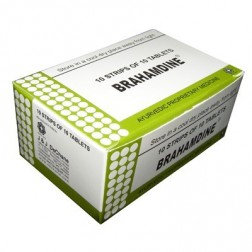 Brahamdine Tablets (J & J DeChane)