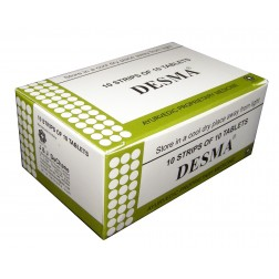 Desma Tablets (J & J DeChane)