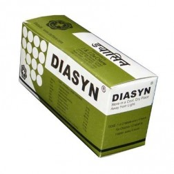 Diasyn Tablets (J & J DeChane)