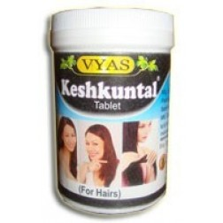 Kesh Kuntal Tablets (Vyas)