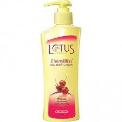 CherryBliss-Daily Body Lotion (SPF 20) (Lotus)