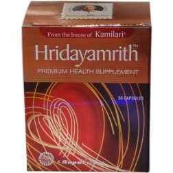 Hridayamrith Capsules (Nupal Remedies)