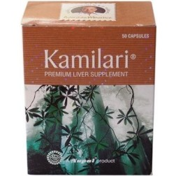 Kamilari Liver Supplement Capsules (Nupal Remedies