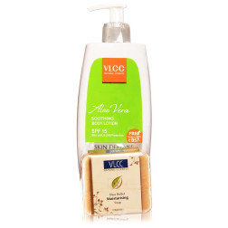 VLCC Aloe Vera Soothing Body Lotion SPF 15
