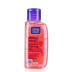 Clean & Clear Energy Face Wash Brightening Berry