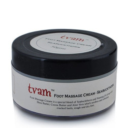 Tvam Foot Massage Cream Sea Buckthorn