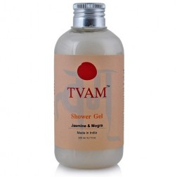 Tvam Shower Gel Jasmine & Mogra