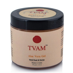 Tvam Aloe Vera Gel Gold Dust & Honey