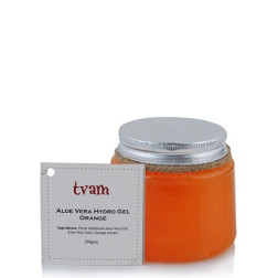 Tvam Aloe Vera Hydro Gel Orange