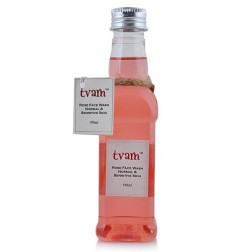 Tvam Face Wash Rose