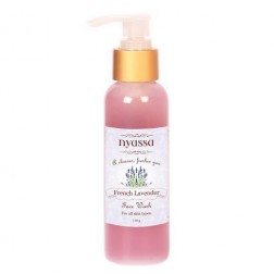 Nyassa French Lavender Face Wash