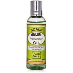 Aura Vedic Scalp Relief Oil