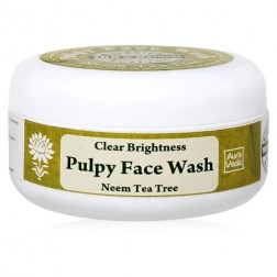 Aura Vedic Pulpy Face Wash