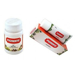 Charak Pigmento Cream and Tablets