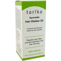 Tarika Ayurvedic Hair Vitaliser Oil 100% Natrual Hair Fall & Improve Growth