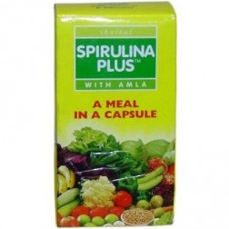 Spirulina Plus with Amla