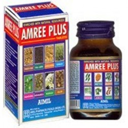 AMREE PLUS -Ayurvedic Anti-Diabetic
