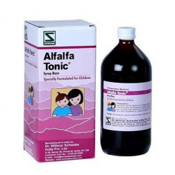 Dr. Willmar Schwabe Alfalfa Tonic Syrup Base
