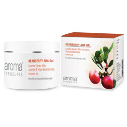 Aroma Treasures Bearberry AHA Fairness Gel