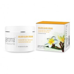 Aroma Treasures Golden Glow Cream