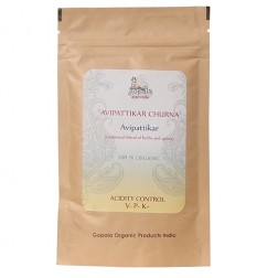 Avipattikar Churna 100g Powder CERTIFIED ORGANIC