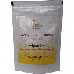 Avipattikar Churna 250g Powder CERTIFIED ORGANIC
